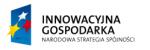 Innowacyjna gospodarka - UE logo